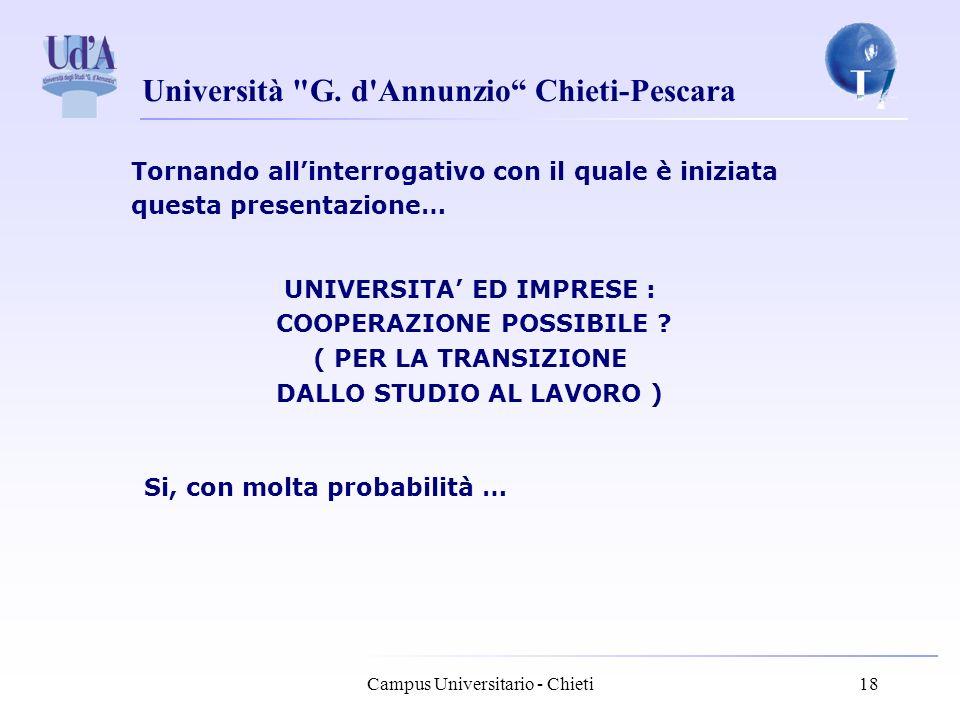 Università G.