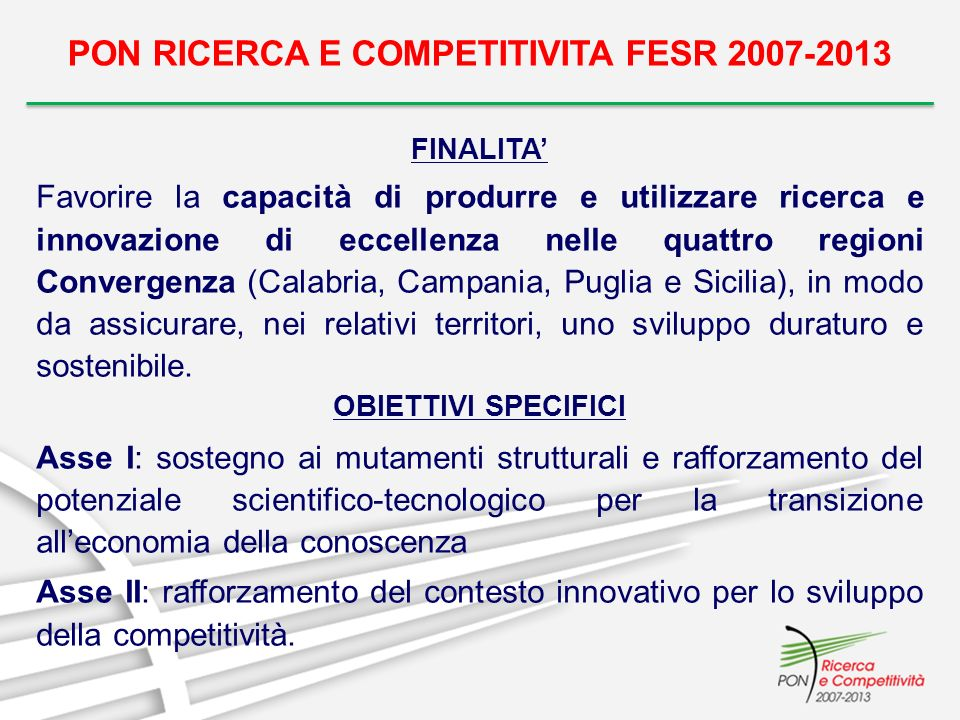 Aiuti in favore delle piccole imprese di nuova costituzione (Titolo II del decreto)