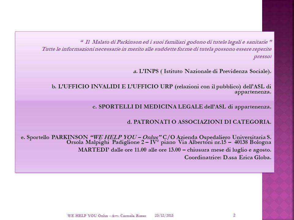 La pensione di inabilità, istituita dall articolo 12 della Legge 30 marzo 1971, n.