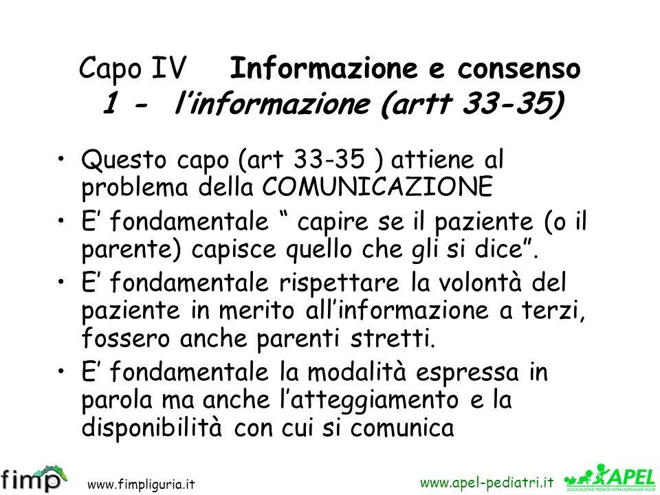 www.fimpliguria.it www.apel-pediatri.it Gorgia da Lentini (400 a.C.) In medicina la parola può abolire il dolore, instillare la gioia, esaltare la pie
