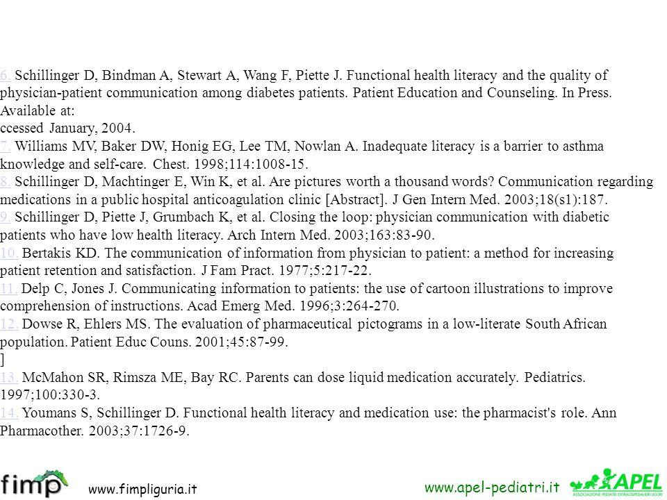 www.fimpliguria.it www.apel-pediatri.it FATTORI SOGGETTIVI/COMPORTAMENTALI LA SORVEGLIANZA DELLADULTO E FONDAMENTALE PER PREVENIRE I COMPORTAMENTI A R