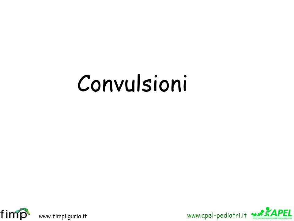 www.fimpliguria.it www.apel-pediatri.it S. Di Munchausen by Proxy: - malattia non spiegata, protratta e/o così straordinaria da far dire: mai visto ni