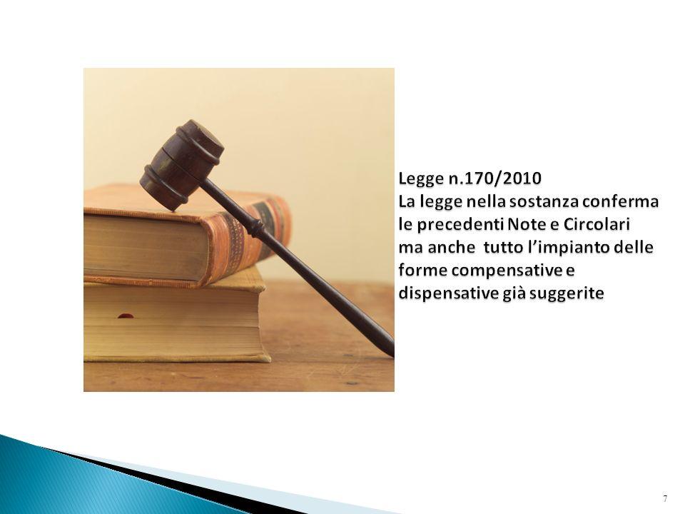 Art.17 BIS Esame dei candidati in situazione di DSA 1.