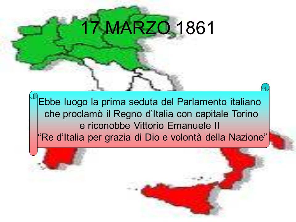 LA SPEDIZIONE DEI MILLE Garibaldi guida più di mille volontari che si imbarcano a Genova e sbarcano a Marsala. I Garibaldini sospingono le truppe borb