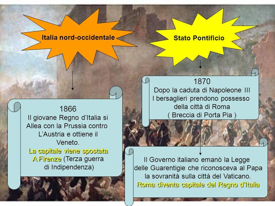 17 MARZO 1861 Ebbe luogo la prima seduta del Parlamento italiano che proclamò il Regno dItalia con capitale Torino e riconobbe Vittorio Emanuele II Re