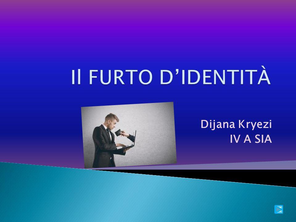 Dijana Kryezi IV A SIA