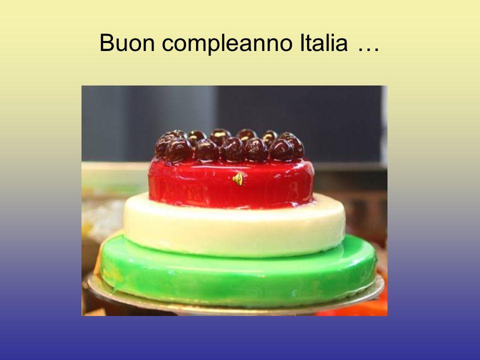 Buon compleanno Italia …