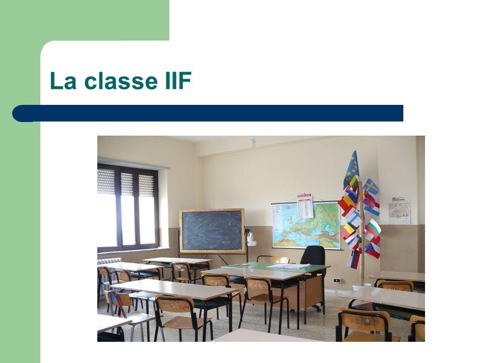 La classe IIF