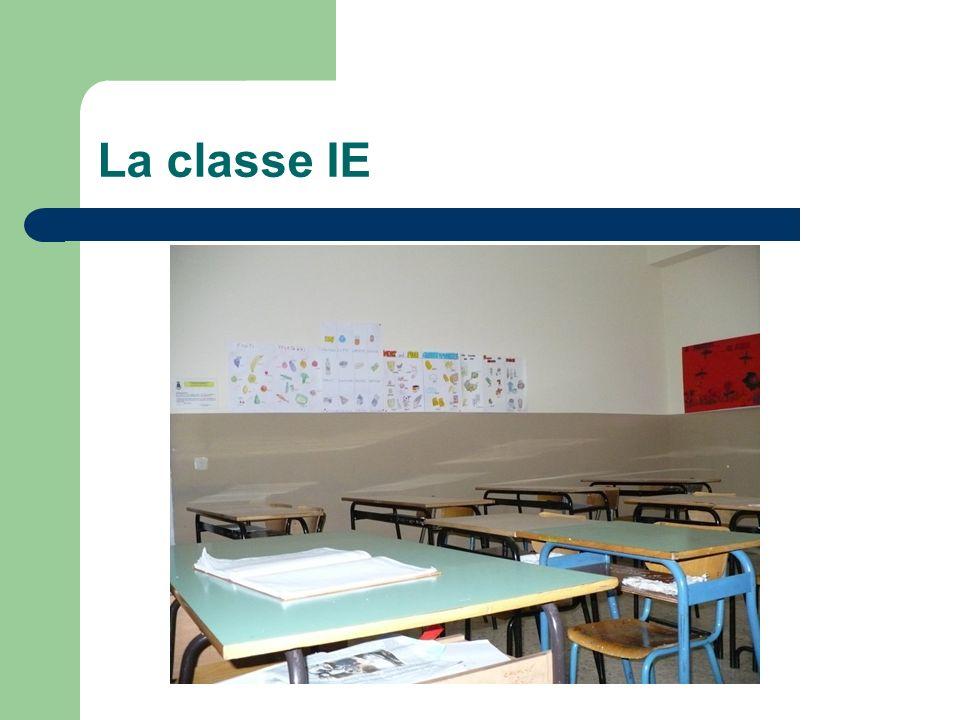 La classe IE
