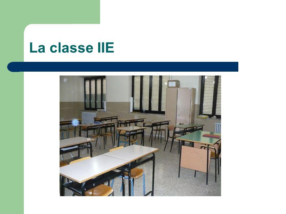 La classe IIE