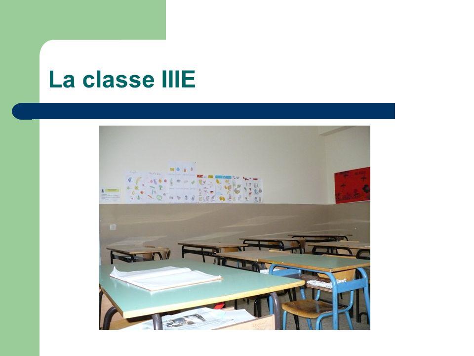 La classe IIIE