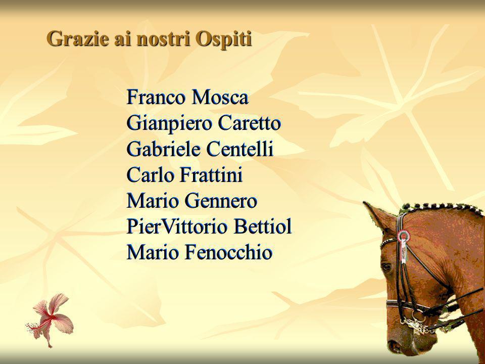 Franco Mosca Gianpiero Caretto Gabriele Centelli Carlo Frattini Mario Gennero PierVittorio Bettiol Mario Fenocchio Franco Mosca Gianpiero Caretto Gabr