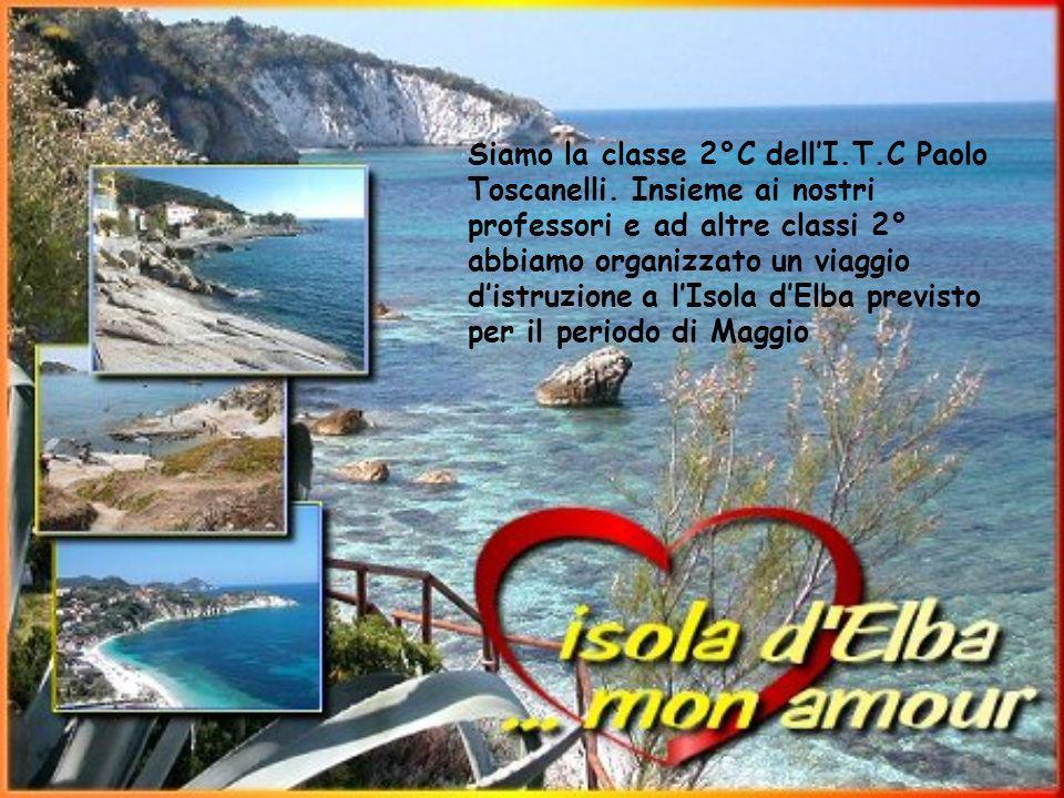 Siamo la classe 2°C dellI.T.C Paolo Toscanelli.