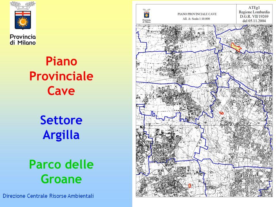 Direzione Centrale Risorse Ambientali Normativa vigente in materia di attività estrattiva Regio Decreto 29/07/1927 n.