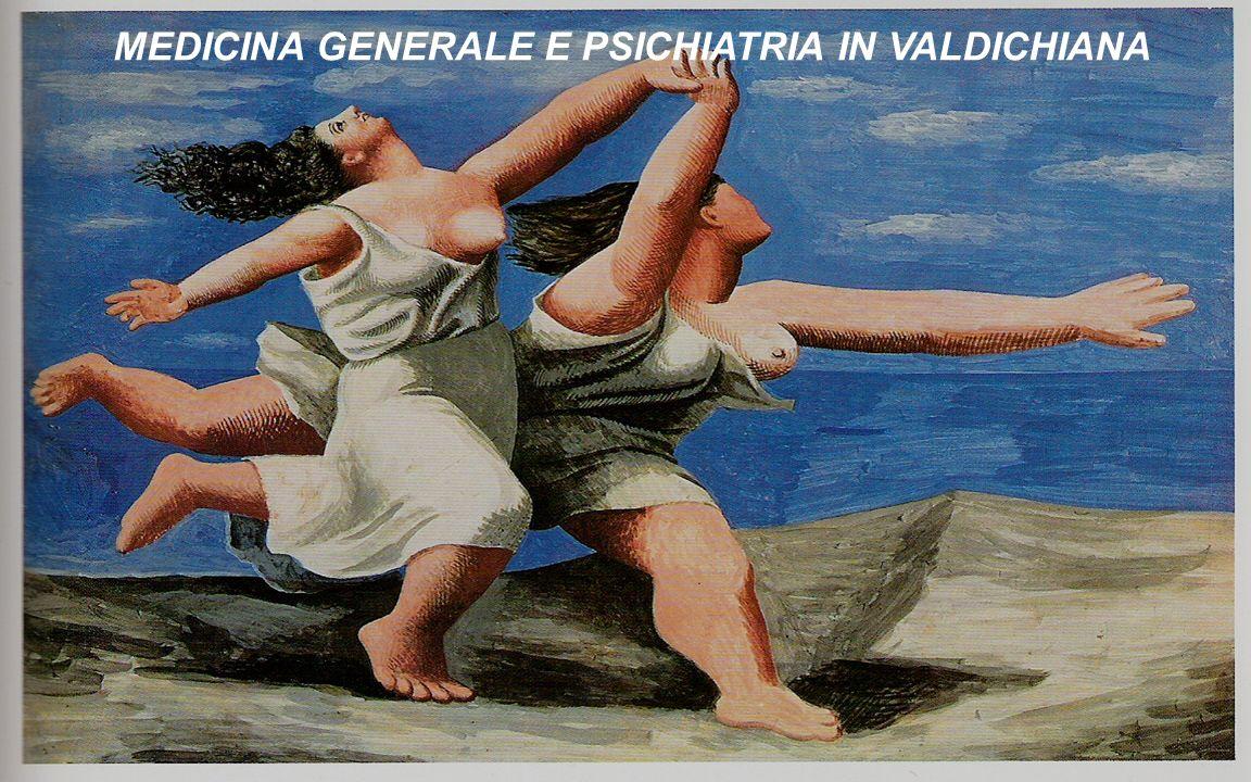 Medicina Generale e Psichiatria in Valdichiana Aggiornamento. Ricerca Progetti Conclusioni Percorso dintegrazione Premessa Livorno 16 marzo 2007 1 MED