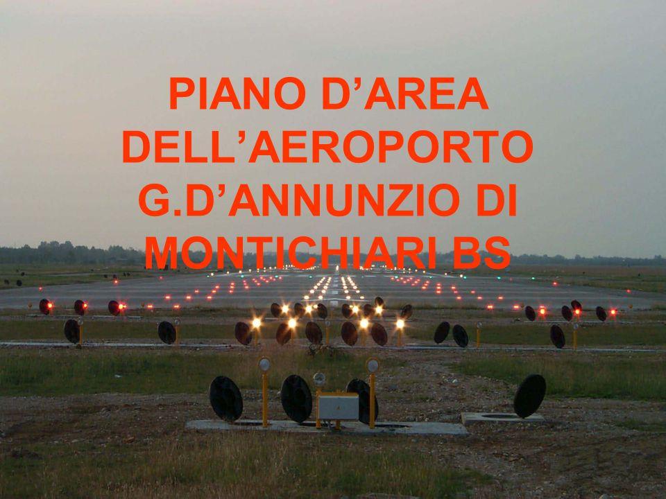 PIANO DAREA DELLAEROPORTO G.DANNUNZIO DI MONTICHIARI BS