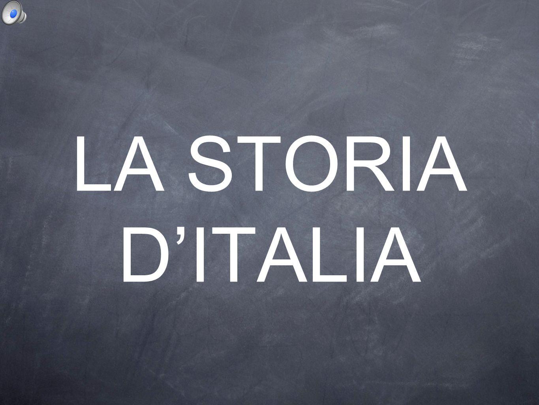 LA STORIA DITALIA