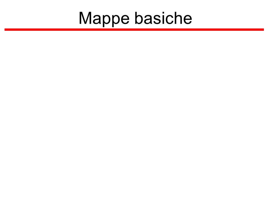 Mappe basiche