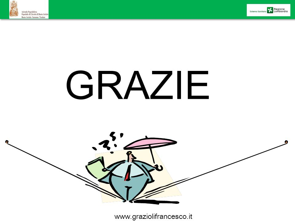 GRAZIE www.graziolifrancesco.it