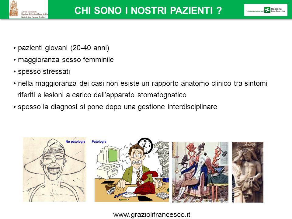 Diagnosi della VPPB del CSL decubito laterale www.graziolifrancesco.it