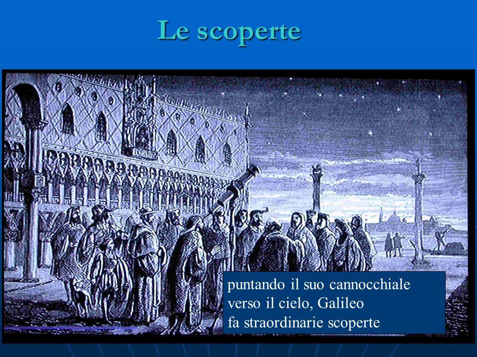 La Luna Galileo mostra che la superficie lunare, come quella terrestre, è solcata da valli e increspata da monti, di cui riesce a calcolare perfino laltezza…