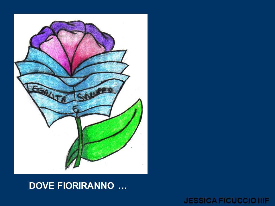 DOVE FIORIRANNO … JESSICA FICUCCIO IIIF