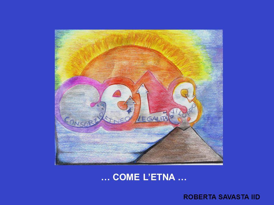… COME LETNA … ROBERTA SAVASTA IID