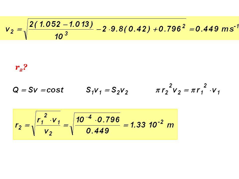 S1S1 S2S2 vAvA vBvB A B m h R1R1 R2R2 R 1 = 4 cm, R 2 = 2 cm R A = R B = 0.3 cm m .