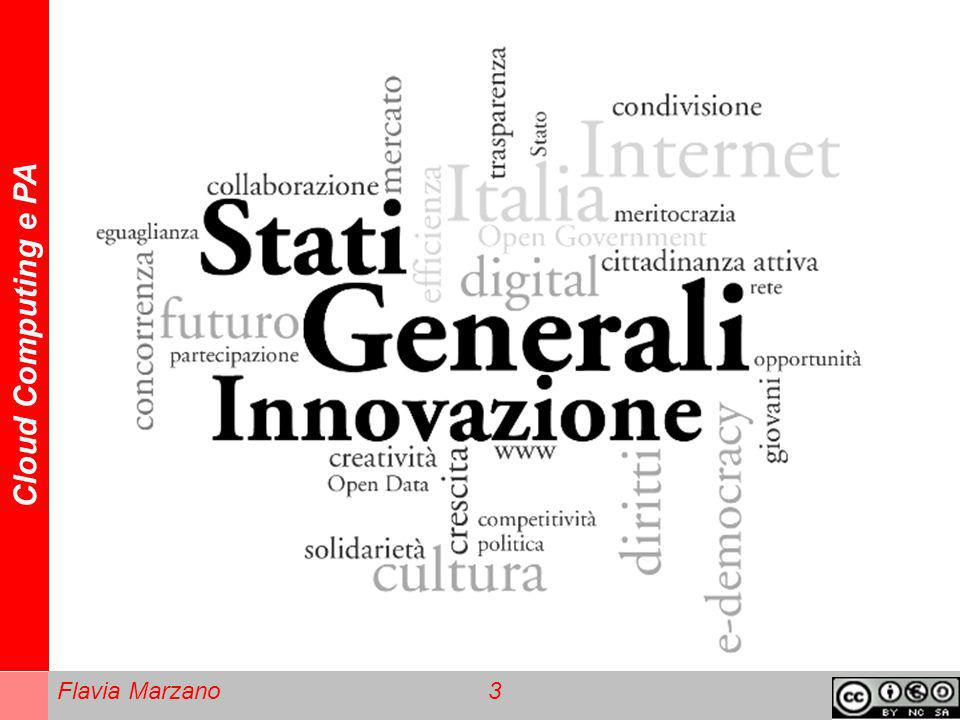 Cloud Computing e PA Flavia Marzano 3