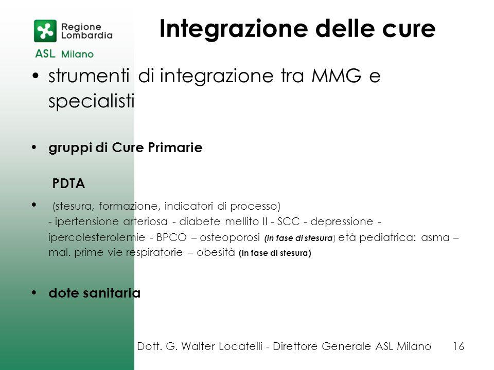 strumenti di integrazione tra MMG e specialisti gruppi di Cure Primarie PDTA (stesura, formazione, indicatori di processo) - ipertensione arteriosa -