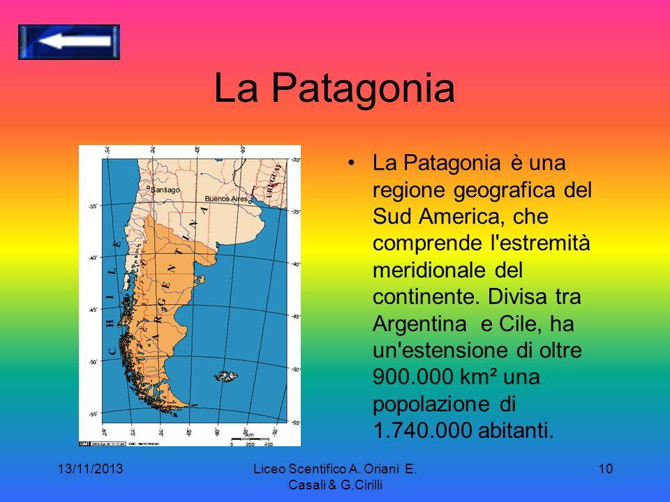 13/11/2013Liceo Scentifico A. Oriani E. Casali & G.Cirilli 9 Linea del tempo Estate del 1964: viaggio del protagonista da giovane nei mari del Cile e