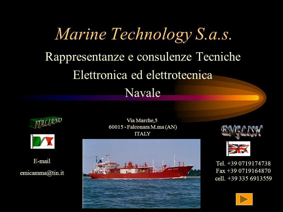 Company Profile Marine Technology S.a.s.Marine Technology S.a.s.