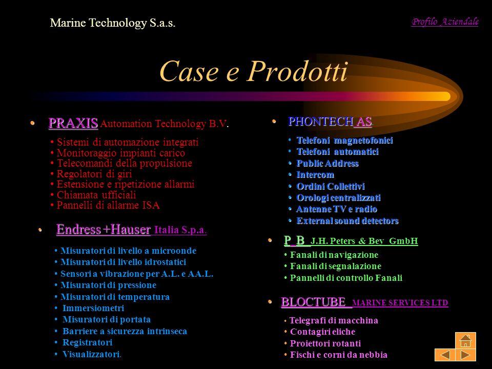PRAXIS Marine Technology S.a.s.