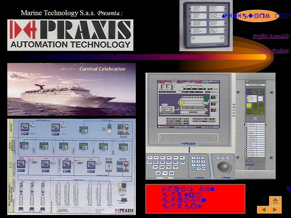 LAzienda Marine Technology S.a.s. La Marine Technology S.a.s. è nata nel 1996 per mettere a frutto lesperienza maturata in lunghi anni dai suoi compon
