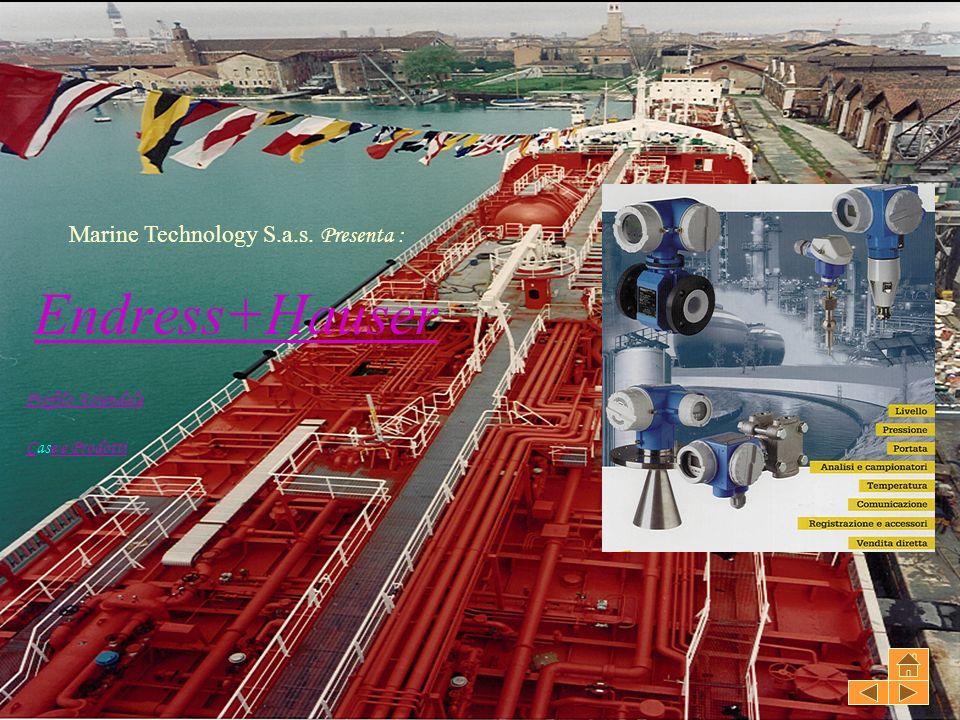 Navigation Lights Marine Technology S.a.s.