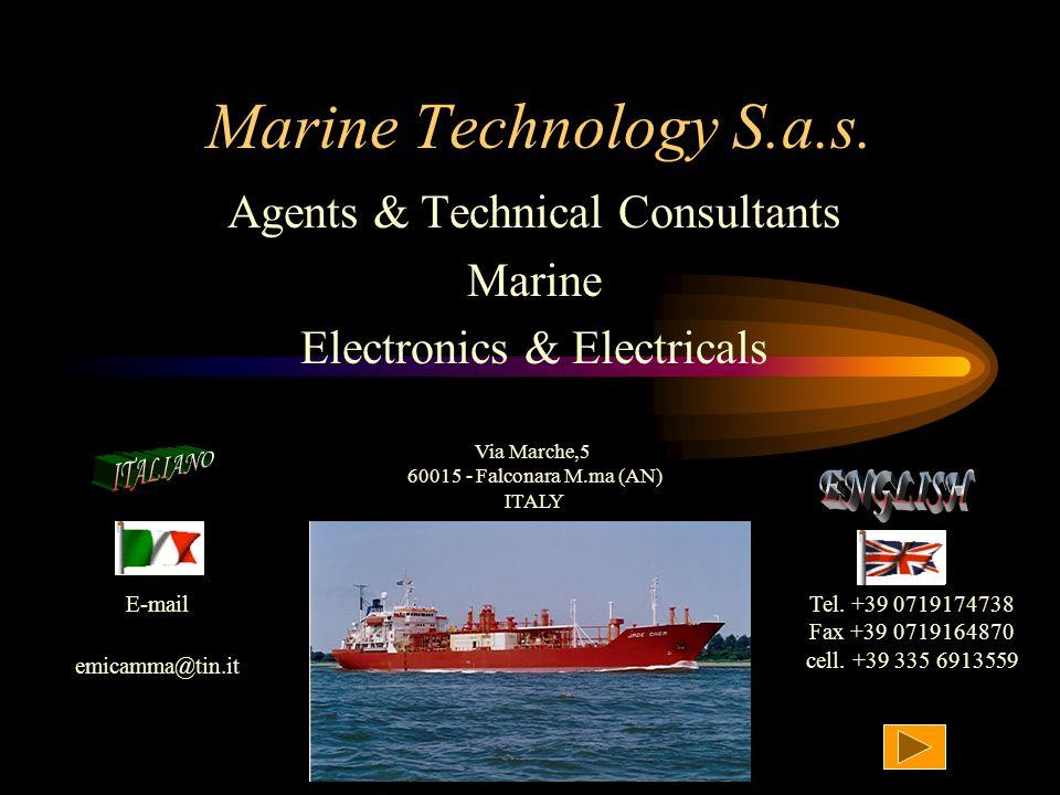Marine Technology S.a.s.