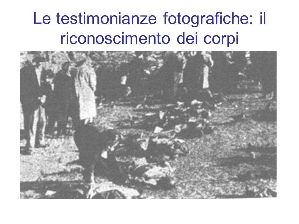 Molti furono anche i maggiorenti locali (sindaci, medici, farmacisti), visti sia come simbolo dellodiato padrone, sia come punti di riferimento della comunità italiana, le cui radici dovevano essere sradicate…..