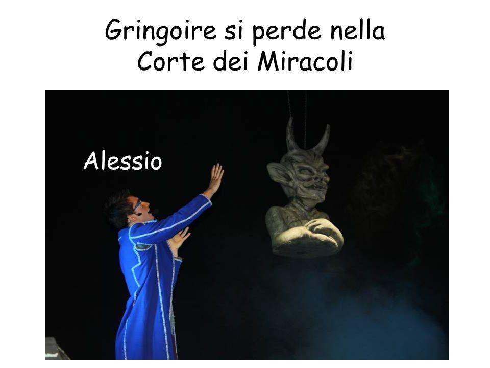 Gringoire si perde nella Corte dei Miracoli Alessio