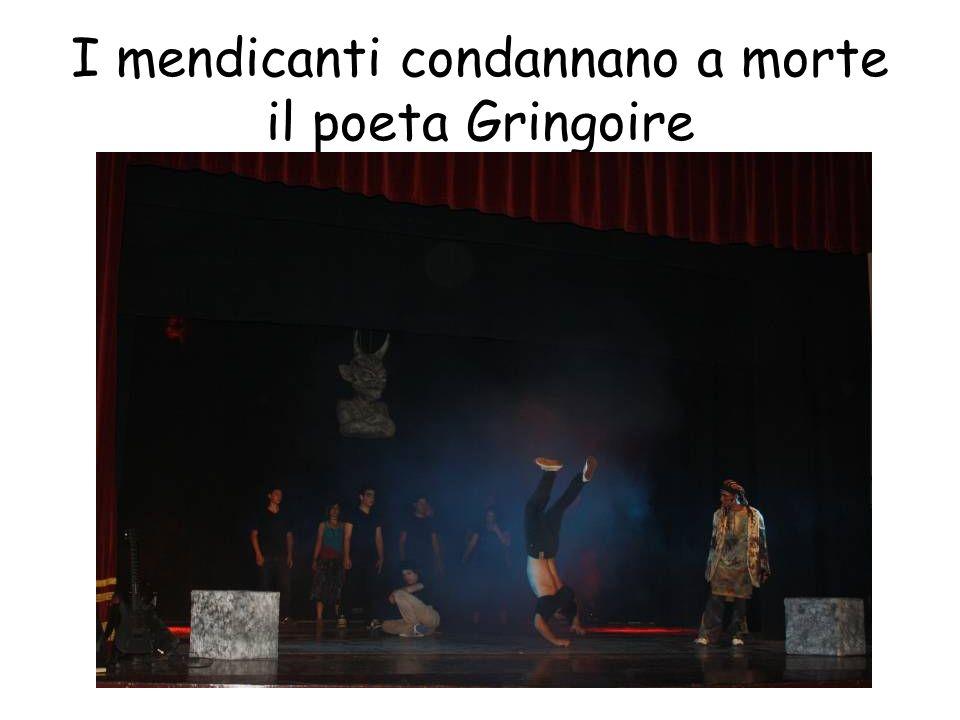I mendicanti condannano a morte il poeta Gringoire