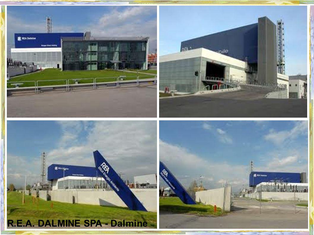 REA DALMINE R.E.A. DALMINE SPA - Dalmine