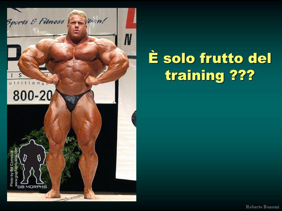 TRAINING intensità volume T lavoro / T riposo ASPETTI PSICOLOGIGI motivazione aggressività concentrazione Roberto Bonomi