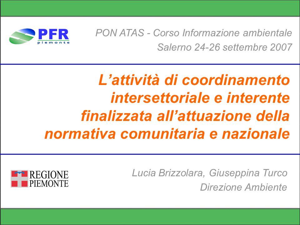 Salerno, 24-26 settembre 2007L.Brizzolara, G.