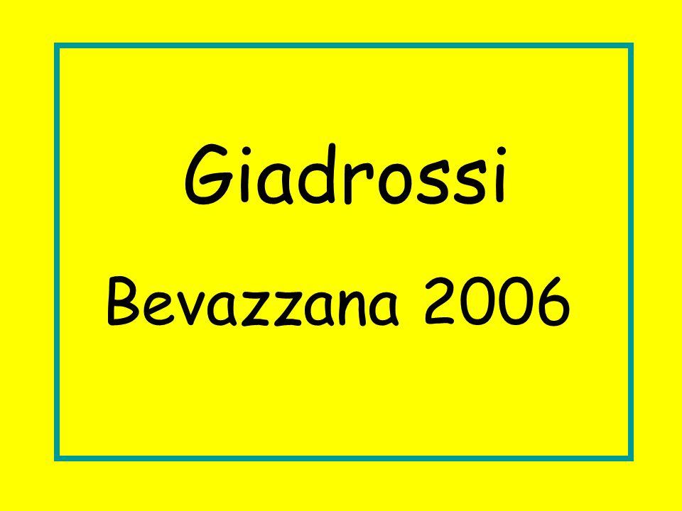 Giadrossi Bevazzana 2006