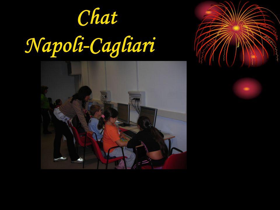 Chat Napoli-Cagliari