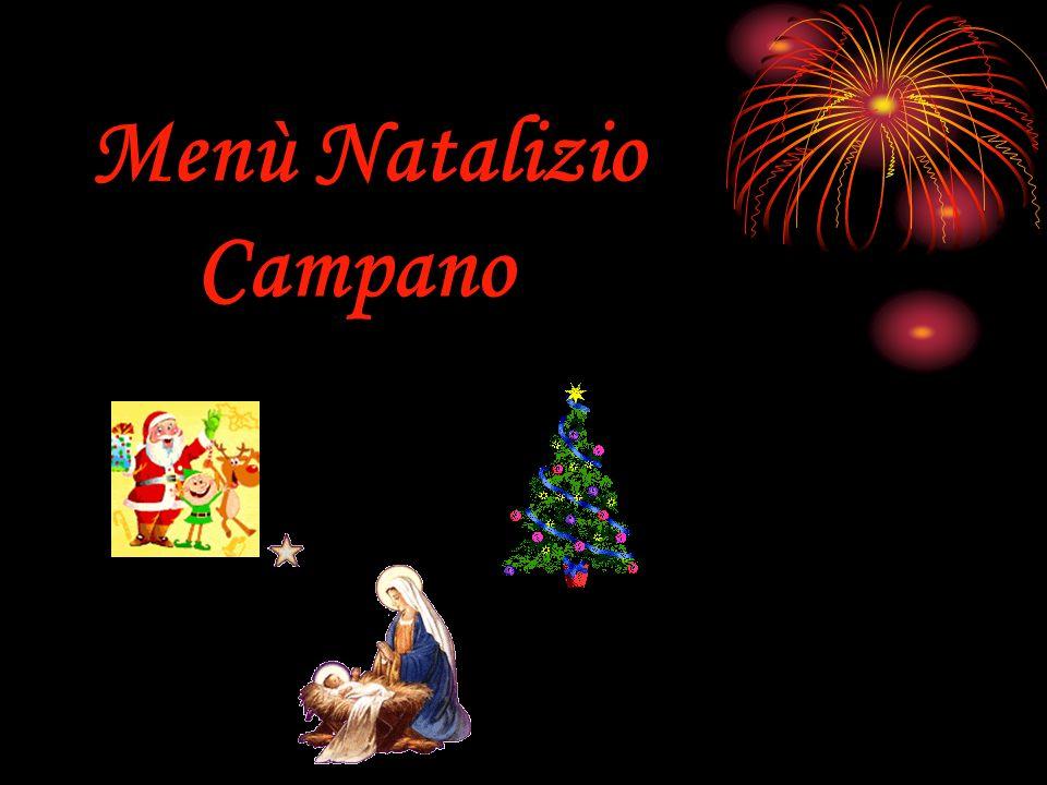 Menù Natalizio Campano