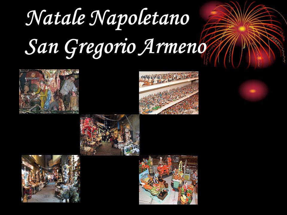 Natale Napoletano San Gregorio Armeno