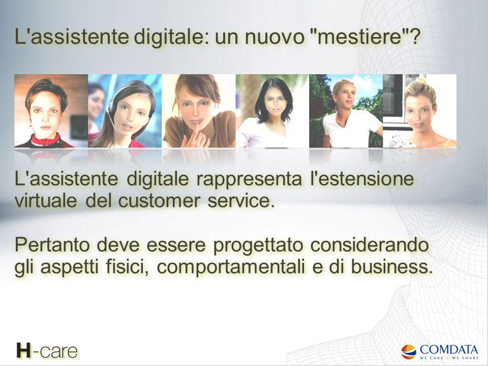 L'assistente digitale: un nuovo