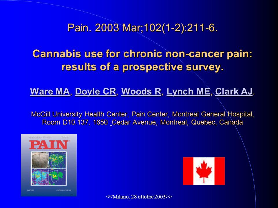 > Pain. 2003 Mar;102(1-2):211-6.