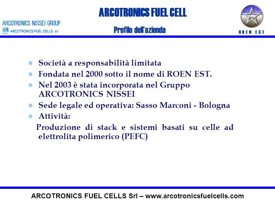 Società a responsabilità limitata Fondata nel 2000 sotto il nome di ROEN EST.