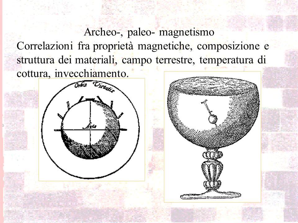 Durante la guerra, Louis Néel produsse magneti permanenti molto efficaci comprimendo polveri di Ferro (magnete dolce). Quando è ridotto a dimensioni p
